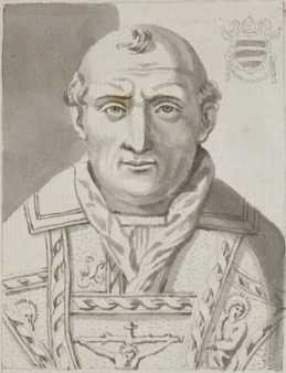 Papst Clemens V. (196r )