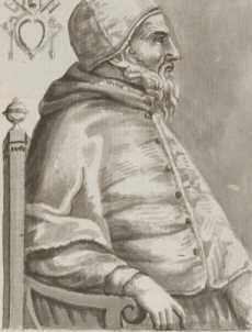 Papst Gregor XIII. (230r )