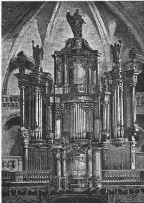 S. 962 Die Monumental-Orgel in ... aus