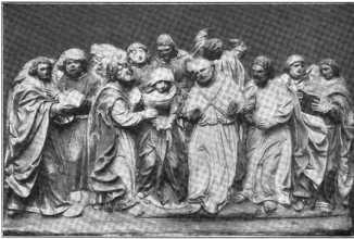 Fig. 103. Ortenburgkapelle. Relief des T...