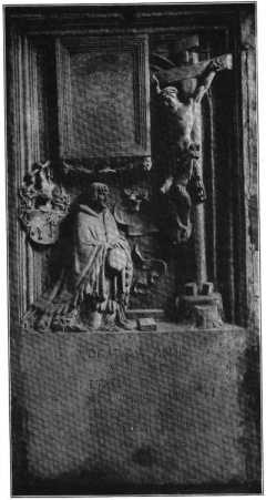 Fig. 128. Herrenkapelle. Epitaph des Kan...