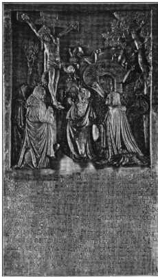 Fig. 130. Herrenkapelle. Epitaph des Kan...