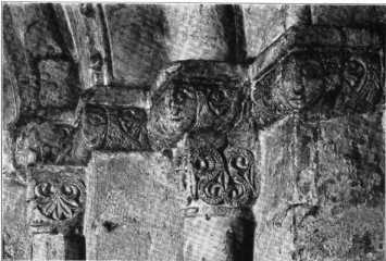 Fig. 211. Niedernburg. Marienkirche. Arc...