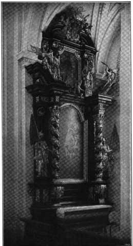Fig. 230. Pfarrkirche St. Paul. Sebastia...