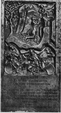 Fig. 397. Johannesspitalkirche. Epitaph....