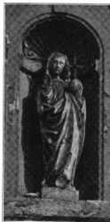 Fig. 446. Christus Salvator am Hause Nr....