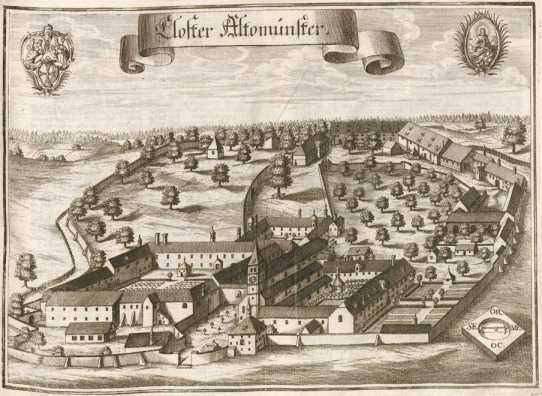 M 44:Closter Altomünster.