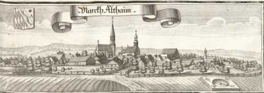 B 25:Marckh Maurkirchen.Marckh Althaim.  ... from