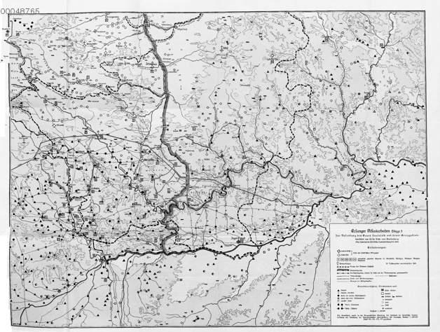 Erlangen Karte Deutschland.Karte 2 Erlanger Atlasarbeiten Skizze 3 Xi Aus