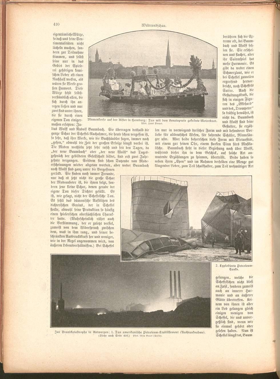 Illustriertes Universum-Jahrbuch (Leipzig 1904) 4 Z 2012.885-1904 ...